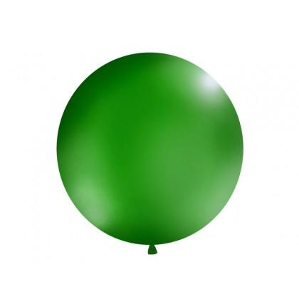 Balionas 1m skersmens tamsiai žalias