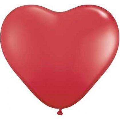 """Balionas """"Širdele raudona """""""