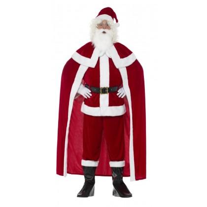 Kalėdų senio kostiumas Deluxe L dydis